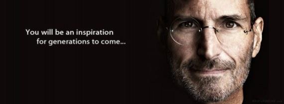 Steve jobs inspiration e