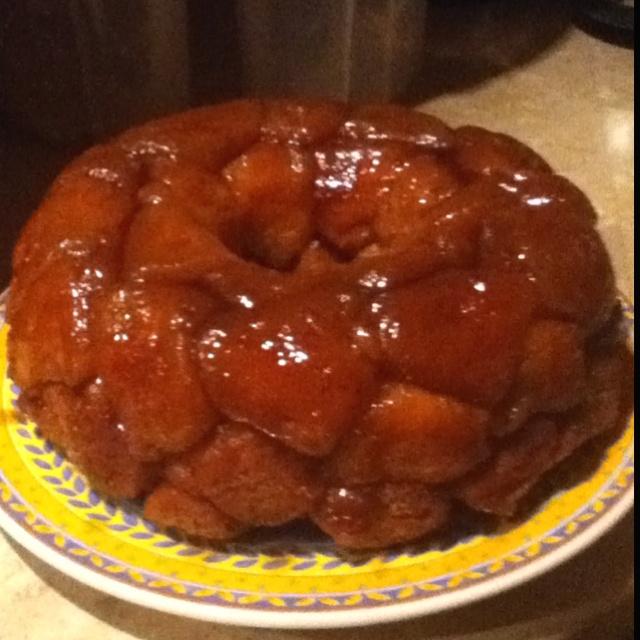 Pastor Ryan's Monkey Bread Recipe — Dishmaps