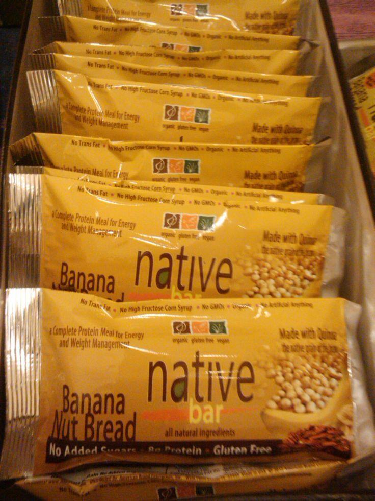 Banana Nut Bar | Creating the Native Brand.... | Pinterest