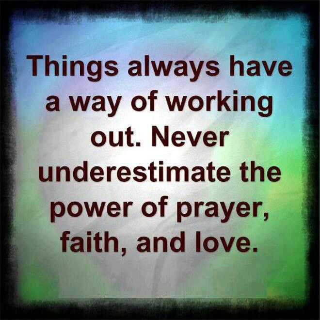 Prayer And Faith Quotes. QuotesGram Prayer Quotes For Love