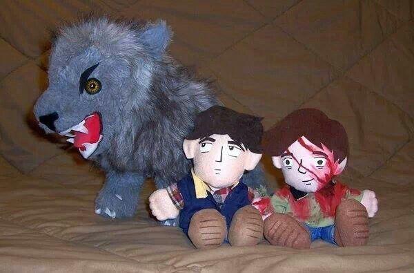 Werewolf Toys For Boys : American werewolf in london nerd geek