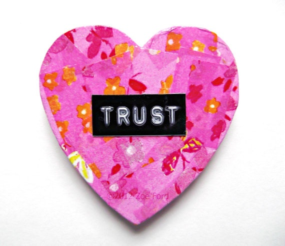 Trust in the lord with all your heart quot ce craft ideas pinterest