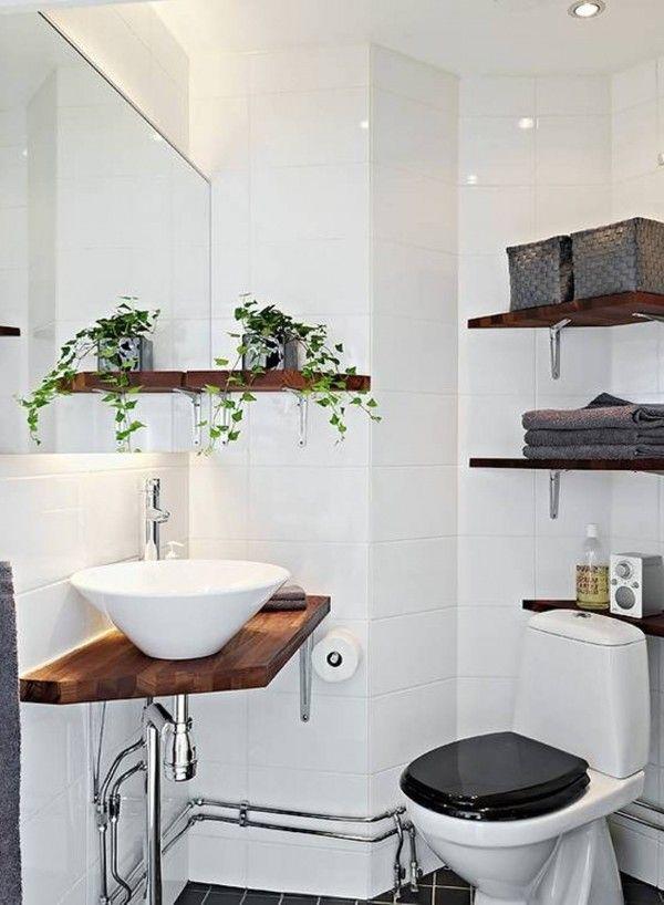 Pin by perla del rio on bathroom ideas pinterest for Simple small bathroom designs