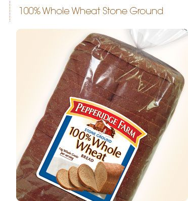 am telling you...Pepperidge Farm makes THE BEST breads you can buy ...