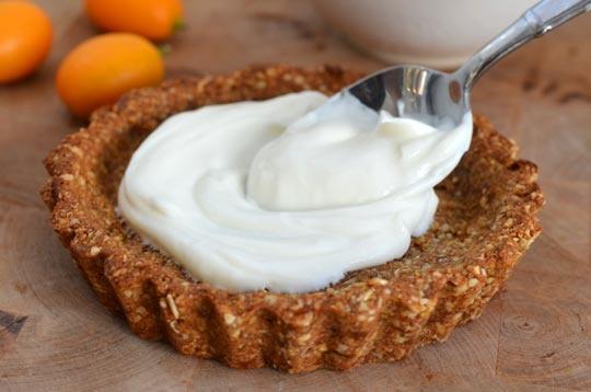 Kumquat Tarts with Almond-Date Crust | Recipe