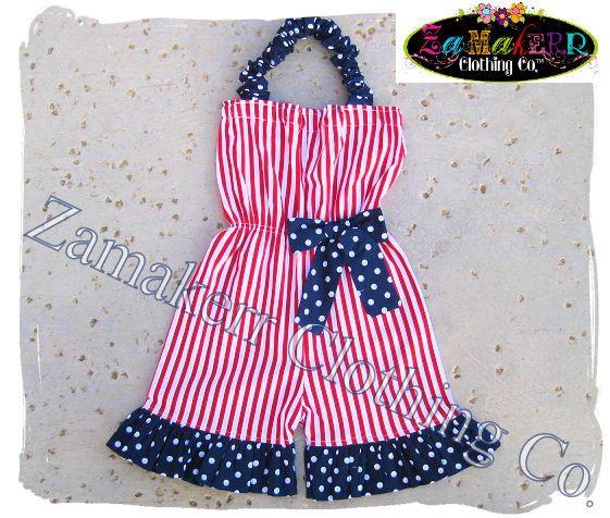 4 of july dresses
