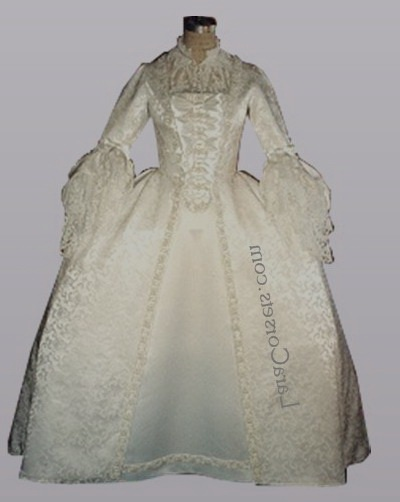 17th century wedding dresses dresses pinterest