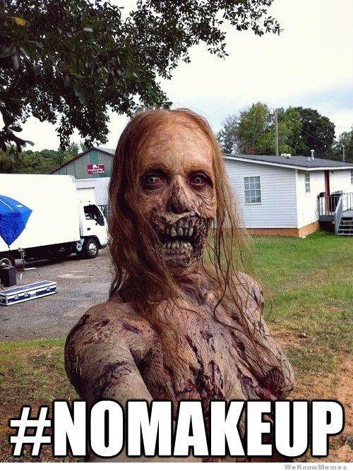 Zombie Selfie