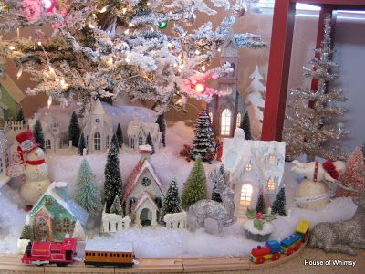 Loved making scenes under the Christmas tree as a child. The Nativity Set being the center of attention.