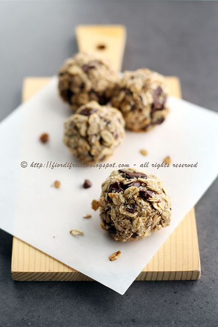 Nikki's healthy cookies | Sweet Gnaaaaaam =D | Pinterest