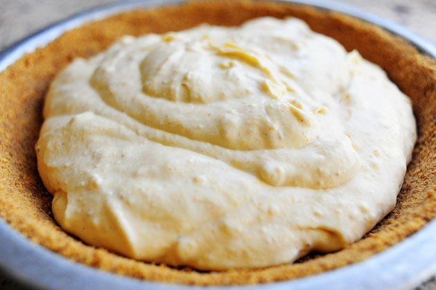 pumpkin cream pie.   Desserts   Pinterest