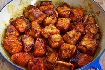 ... Kitchen®: Recipe for Pork with Paprika, Mushrooms, and Sour Cream