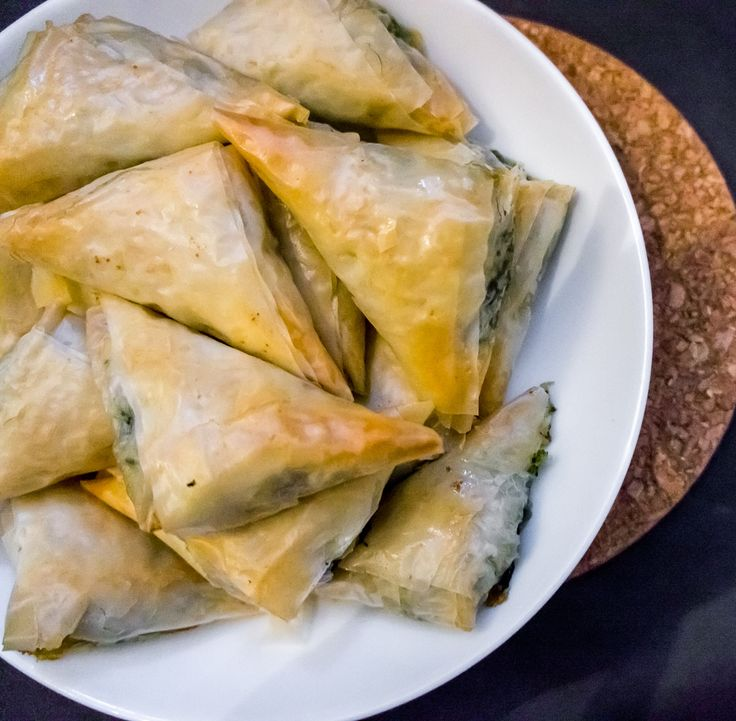 Spanakopita recipe | Bake. | Pinterest
