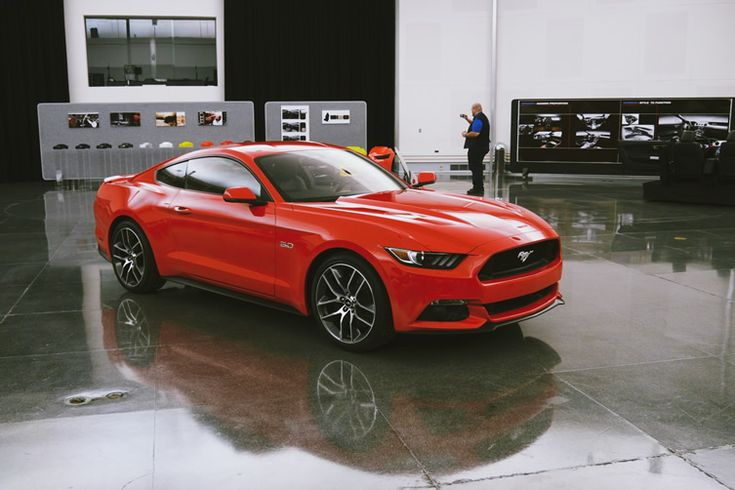 ford mustang 50th anniversary. Cars Review. Best American Auto & Cars Review