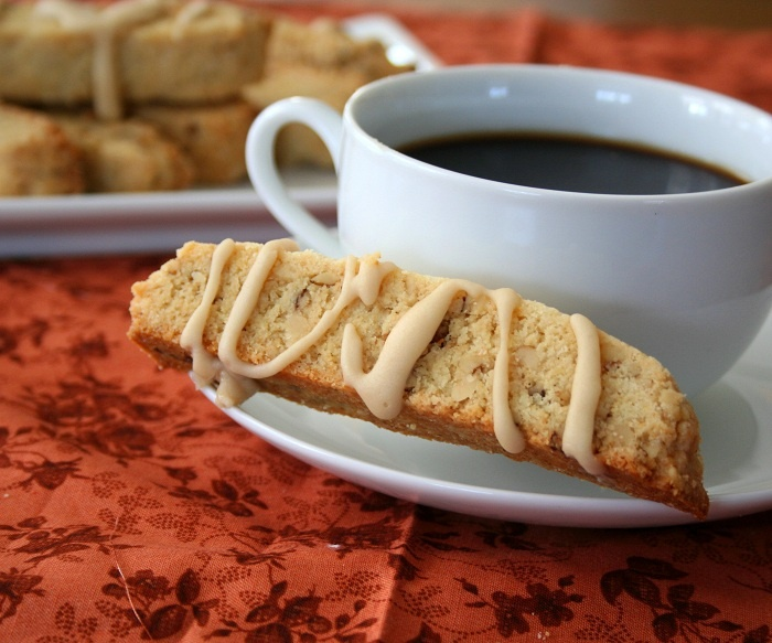 Maple Walnut Biscotti (Low Carb and Gluten-Free) (1) From: All Day I ...