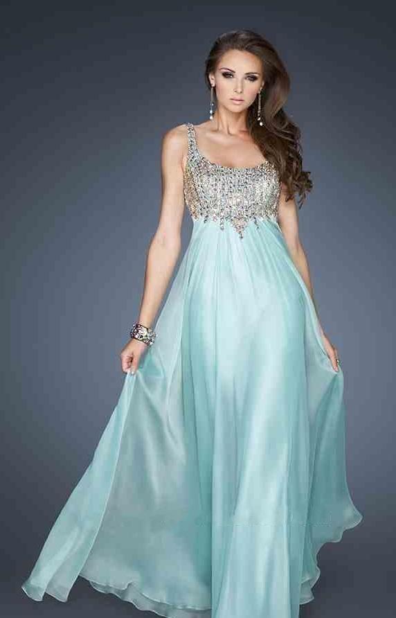 elegant evening prom dresses