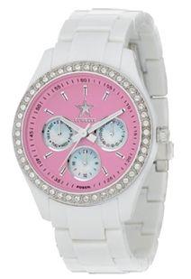 Dallas Cowboys pink watch