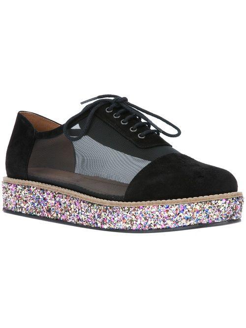 platform oxford shoe shoelust shoes