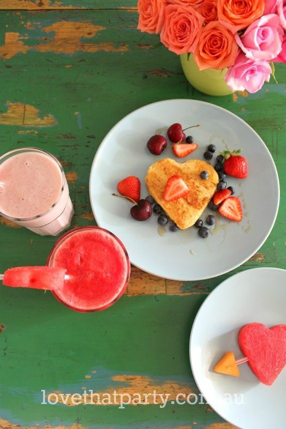 breakfast valentine's day specials