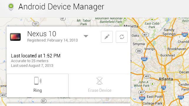 lost phone locator android app
