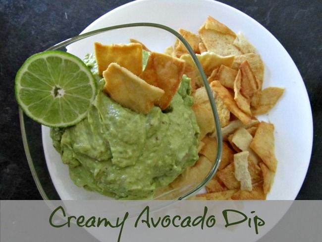 avocado dip @Stacy Anderson | Your best party recipes blog hop | Pint ...