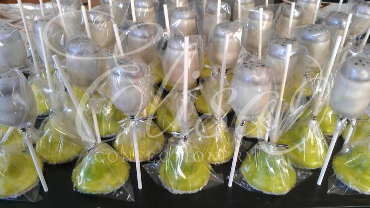 Salted Margarita Cream Pops Recipes — Dishmaps