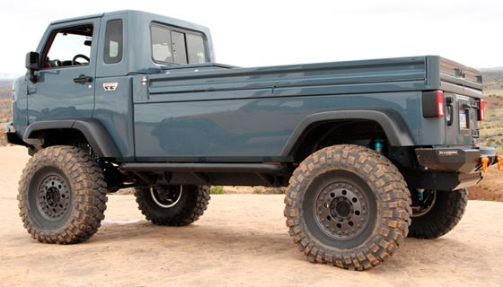 Lifted Honda 300 >> Jeep Cabover Pickup For Sale.html | Autos Post