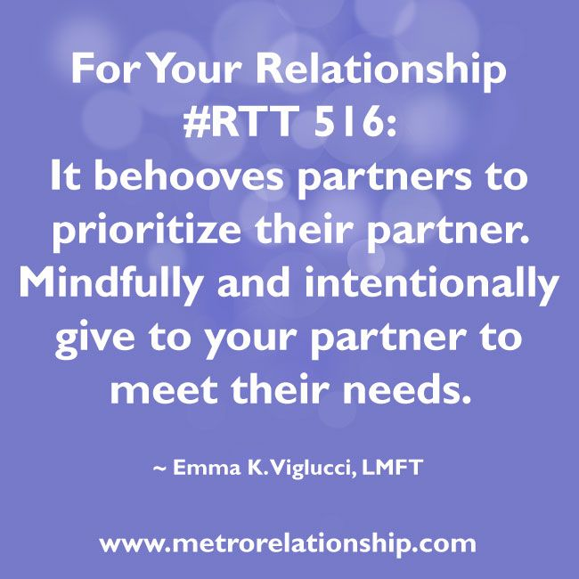 relationships balance partners ruining relationship