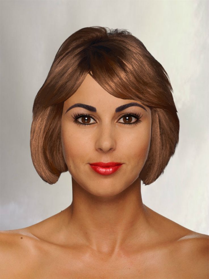 Brilliant  Virtual Makeover Try On Hairstyles Makeup And Color Your Own Hair