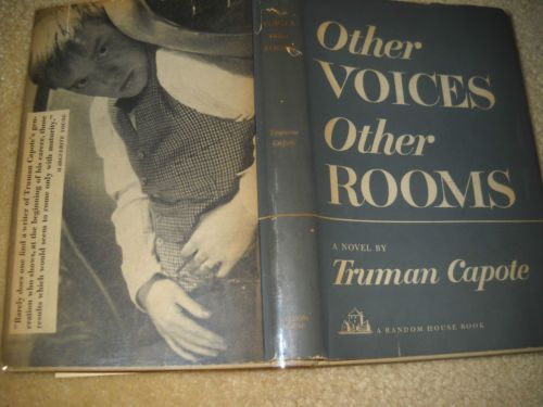 Other Voices Other Rooms by Truman Capote, Random House ...