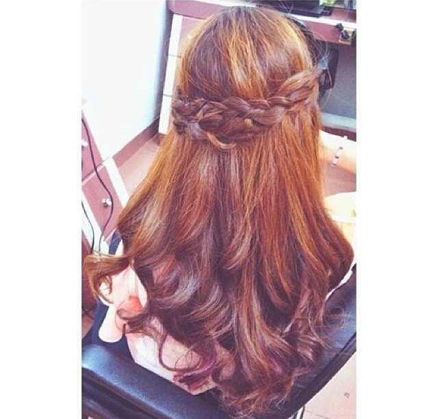 Cute hair ideas pinterest