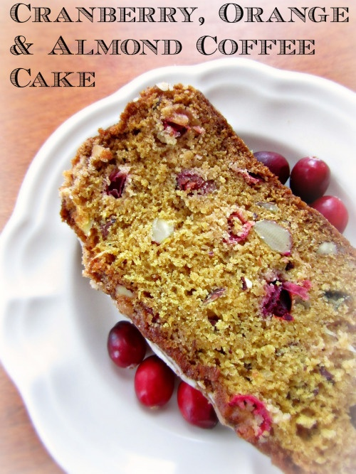 cake dollars and cranberry orange pecan cranberry pecan coffee cakes ...