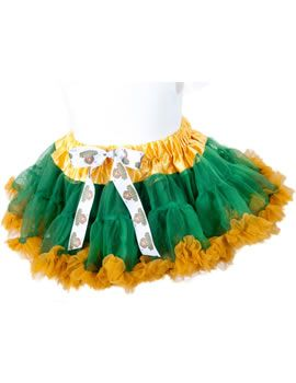 #Baylor Toddler Tutu! (from Baylor Bookstore)