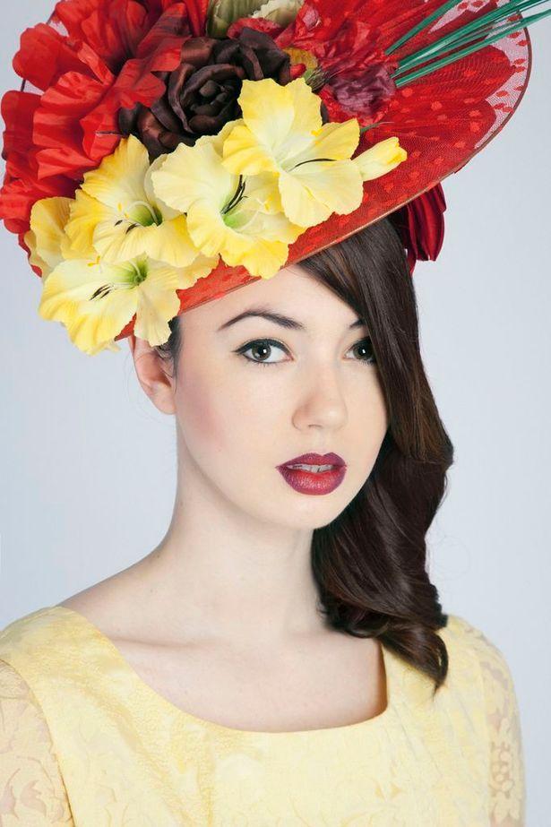 Салли Харпер-Kenns Цветник шляпу.