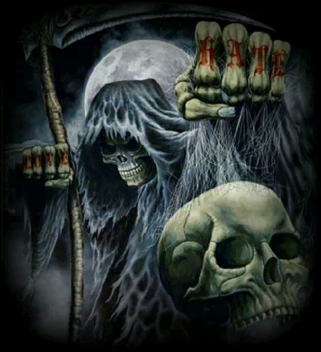 Cool grim reaper pictures