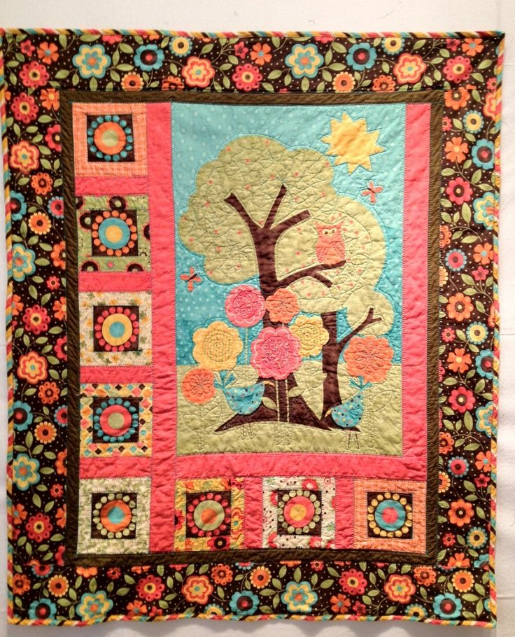 Quilt Ideas For Panels : Pattern idea. Panel quilt ideas Pinterest