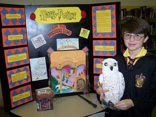 Harry Potter research paper?