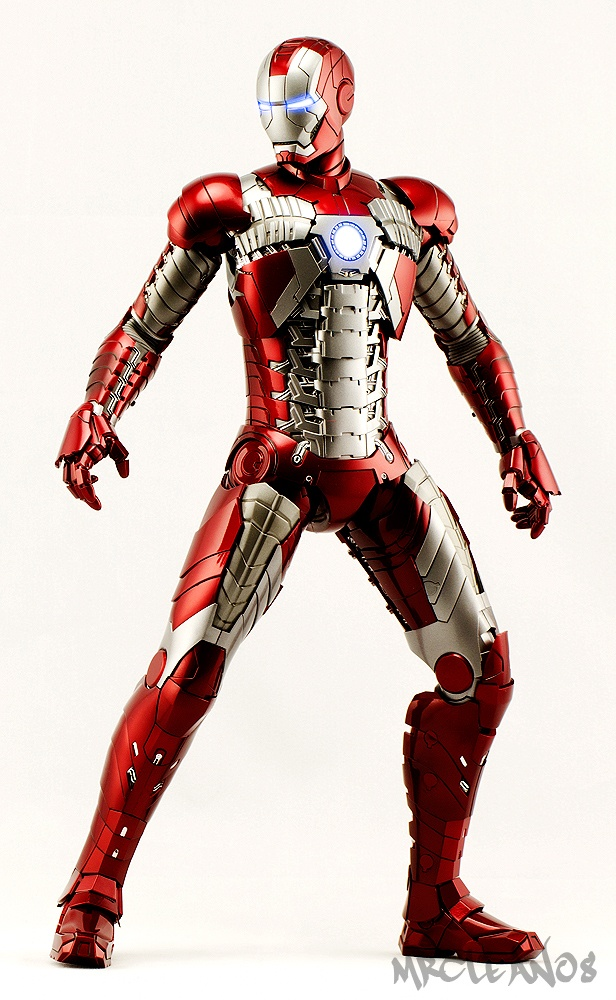 Hot Toys - Iron Man Mark V | Cool Stuff | Pinterest