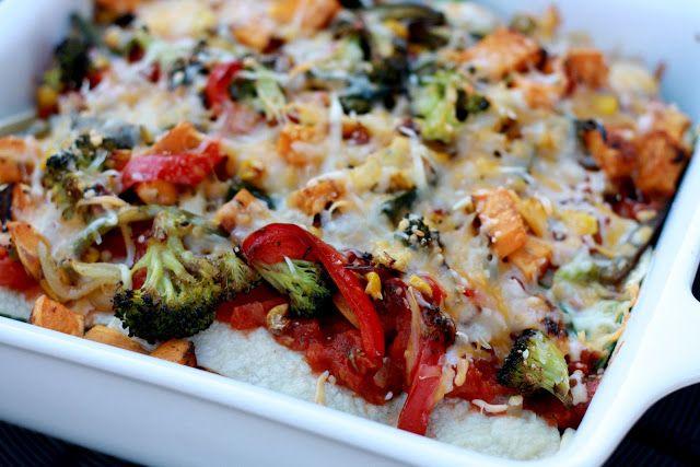 Roasted Vegetable Enchiladas | Mian Dish Recipies | Pinterest