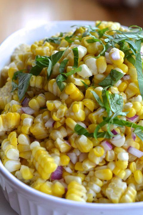 Fresh Corn Salad | Salads | Pinterest