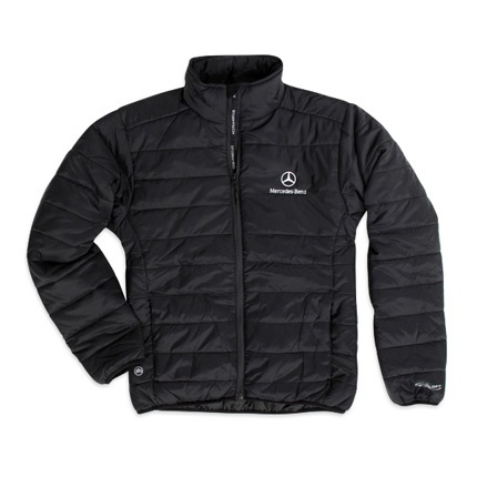 Men 39 s fiberloft jacket mercedes benz gifts pinterest for Mercedes benz clothes and accessories