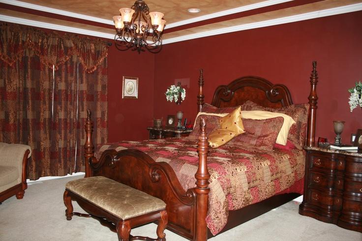 Master bedroom quot castle mccleerey quot for the home pinterest