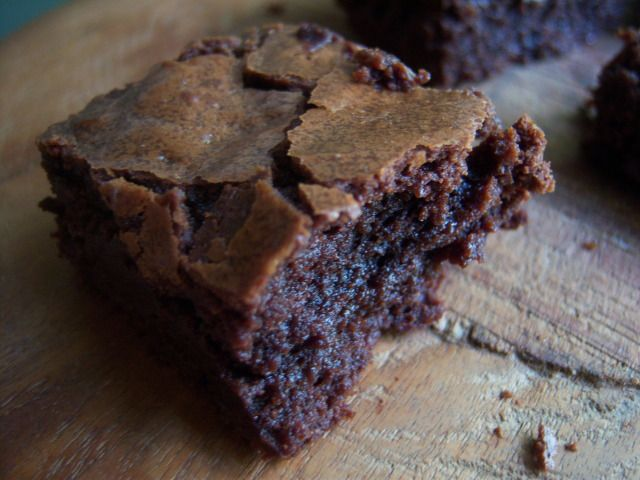 perfect brownies | Brownies and Bars | Pinterest