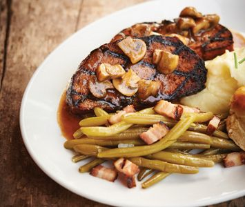 meatloaf best meatloaf meatloaf 101 mushroom and red wine meatloaf ...