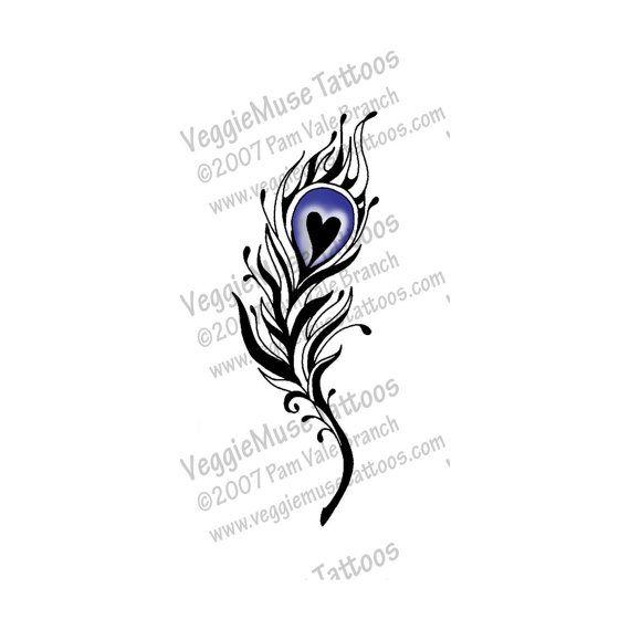 Tattoo Flash Wallpaper By Feathr: Tattoo Triba LArt Flash Design Peacock Feather
