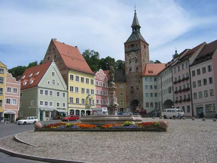 Landsberg am Lech Germany  City pictures : Landsberg am Lech, Germany... I lived here for a couple years as a ...