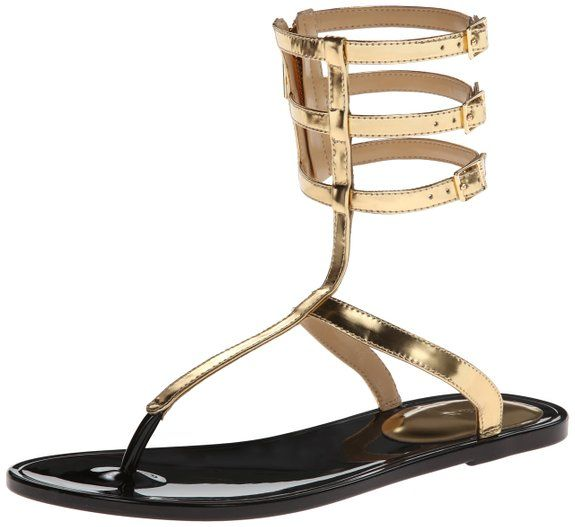 Awesome DIY Wrapped Gladiator Sandals recommendations