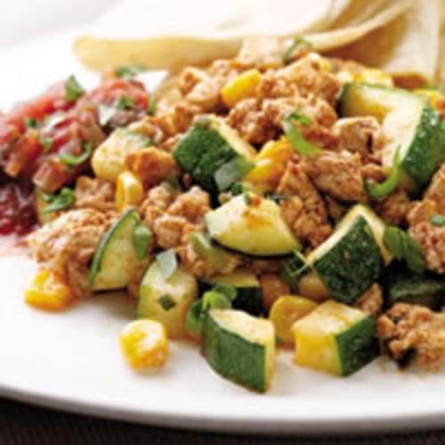 Southwestern Tofu Scramble | Healthy Eats LR | Pinterest