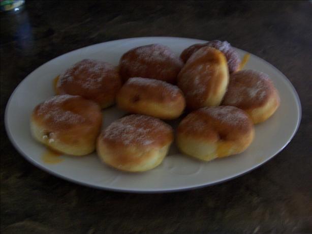 Bread Machine Paczki