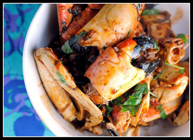 Singapore Chili Crab | Recipes to try | Pinterest